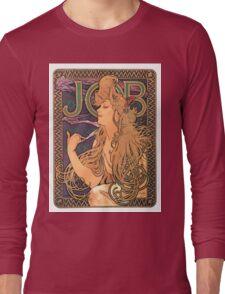 Vintage poster - JOB Cigarettes Long Sleeve T-Shirt