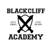 BLACKCLIFF ACADEMY- An Ember In The Ashes Photographic Print