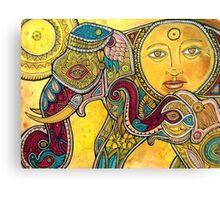 Sunny Days Ahead Canvas Print