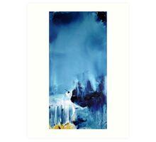 Storm's Throw Art Print