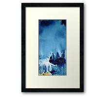 Storm's Throw Framed Print