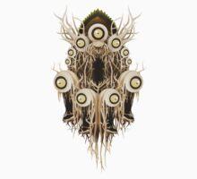 Glitch giant - Spriggan One Piece - Short Sleeve