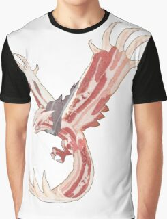 Bacon Shiny Yveltal Graphic T-Shirt