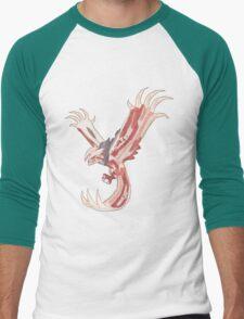 Bacon Shiny Yveltal Men's Baseball ¾ T-Shirt