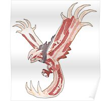 Bacon Shiny Yveltal Poster