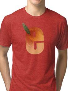 Peach-E Tri-blend T-Shirt