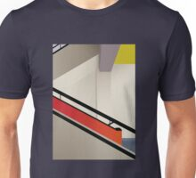 Funky Little Staircase Unisex T-Shirt
