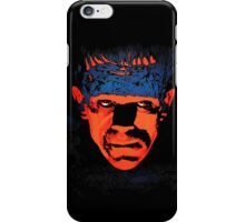 The Monster is Loose !!! iPhone Case/Skin