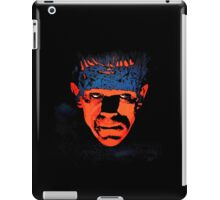 The Monster is Loose !!! iPad Case/Skin