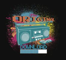 Boombox: The Original Download by Aaron Morales