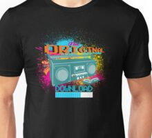 Boombox: The Original Download Unisex T-Shirt