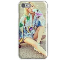 Girls Generation Taeyeon Why iPhone Case/Skin