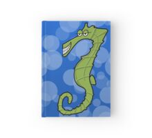 Seahorse Hardcover Journal