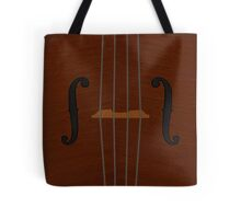 Violin Viola Cello Tote Bag