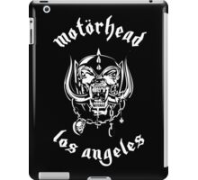 Motorhead (Los Angeles) 3 iPad Case/Skin