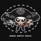Power Amigos by Crocktees