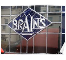 Brains Poster