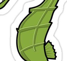 Seahorse sticker Sticker