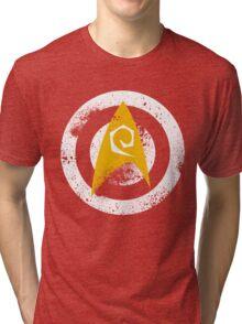Star Trek Target Practice - No Words Tri-blend T-Shirt
