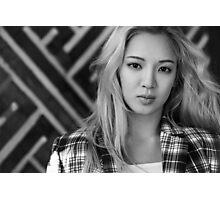 HyoYeon SNSD Girls' Generation KPOP Photographic Print