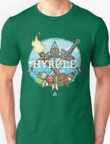 Hyrule Survival Training Unisex T-Shirt