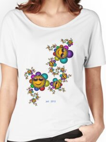 Ready For the Sun - Inner Child Series Women's Relaxed Fit T-Shirt