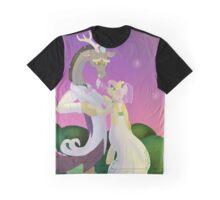 Fluttercord - Wedding Dance Graphic T-Shirt