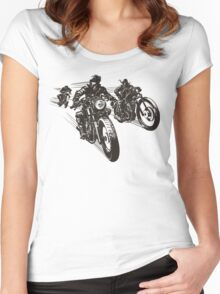 The Ruiners Women's Fitted Scoop T-Shirt