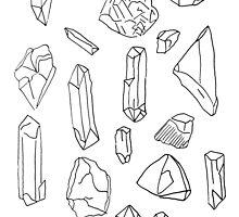Gemstone - A Study - Pt II by strangerandfict