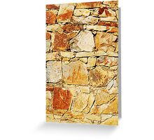 Stacked Stone Greeting Card