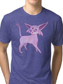 espeon Tri-blend T-Shirt