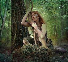 FOREST LOVE by Tammera