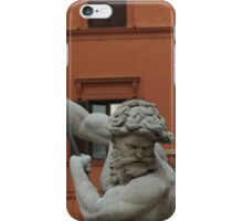 Neptune and the Dove - Fountain of Neptune, Piazza Navona, Rome, Italy iPhone Case/Skin