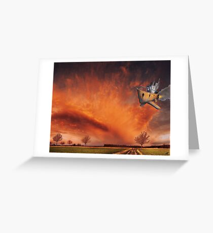 Explore the Possiblities  Greeting Card