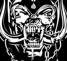 Motorhead (Los Angeles) 4 Sticker