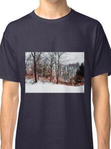 Winter in IR Classic T-Shirt