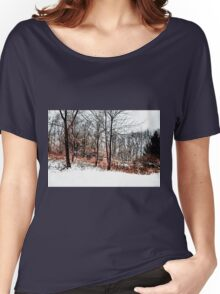 Winter in IR Women's Relaxed Fit T-Shirt