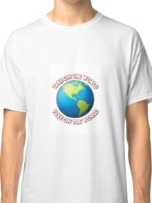 Take On The World - Girl Meets World Classic T-Shirt