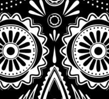 MEXICAN SKULL T Sticker