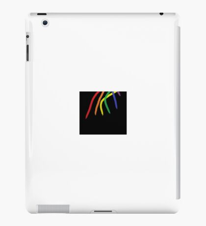 Oil-Brush Pride LGBTQ iPad Case/Skin