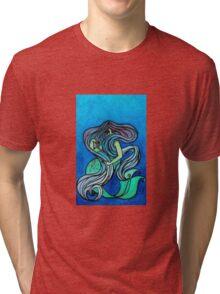 In the deep Tri-blend T-Shirt