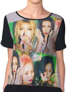 Wonder Girls Chiffon Top
