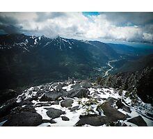 Bandera Mountain Photographic Print