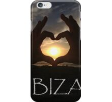 I Heart Ibiza iPhone Case/Skin