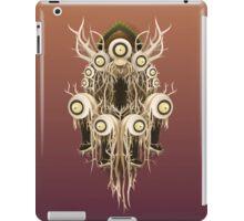 Glitch giant - Spriggan iPad Case/Skin