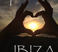 I Heart Ibiza by aketton