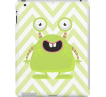 Cute Silly Monster Thing iPad Case/Skin