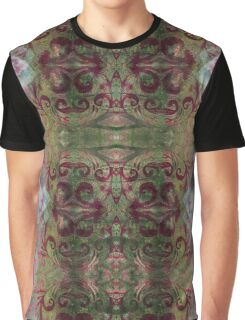 Baroque Forest - Version 3 Graphic T-Shirt