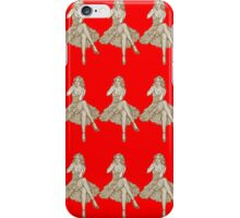 Pin up Couture iPhone Case/Skin