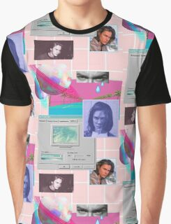 90s Aesthetic - River Phoenix  Graphic T-Shirt